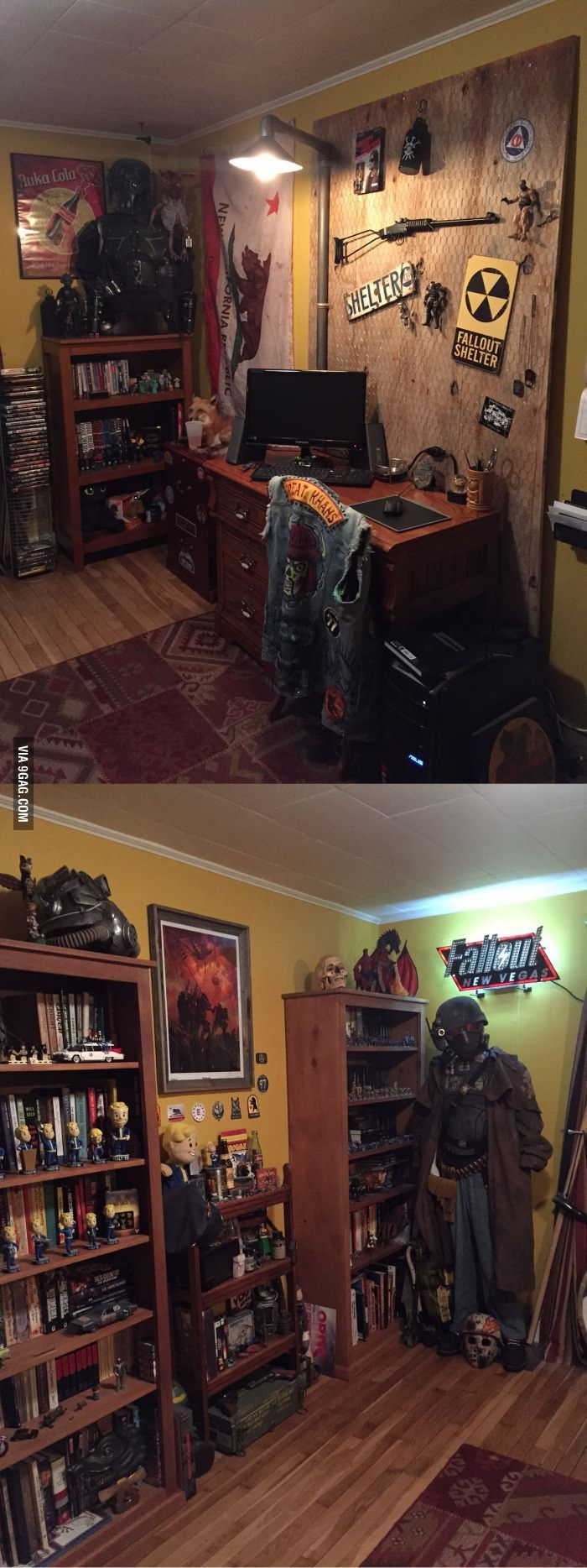 this guy seems ready in 2018 my future house pinterest fallout apokalypse und spiele. Black Bedroom Furniture Sets. Home Design Ideas