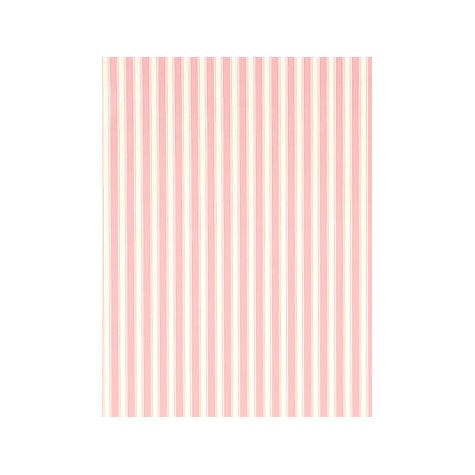 Sanderson New Tiger Stripe Wallpaper Rose Ivory Dcavtp101