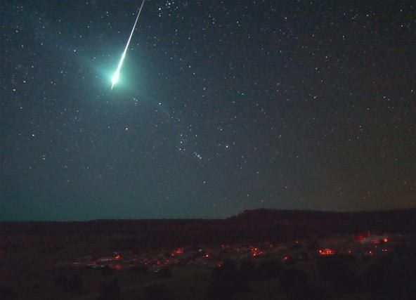 How To Watch Tonight S Peaking Geminid Meteor Shower About 100