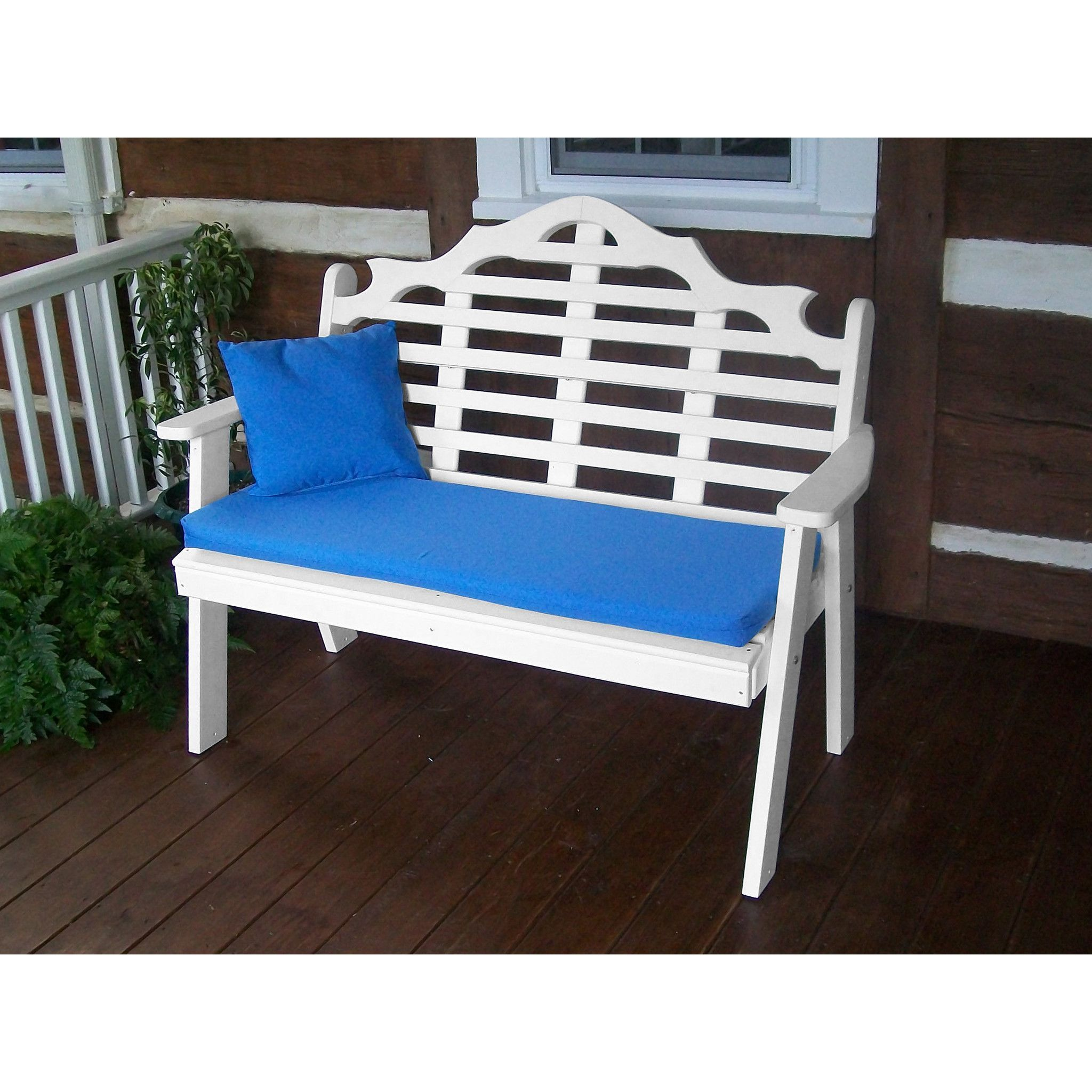A L Furniture Company Recycled Plastic 4 Marlboro Garden Bench Lead Time To Ship 3 Weeks Plastic Garden Bench Outdoor Glider Chair Teak Garden Bench