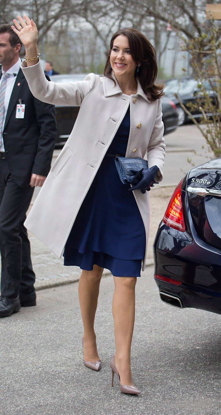 H.R.H Crown Princess Mary of Denmark