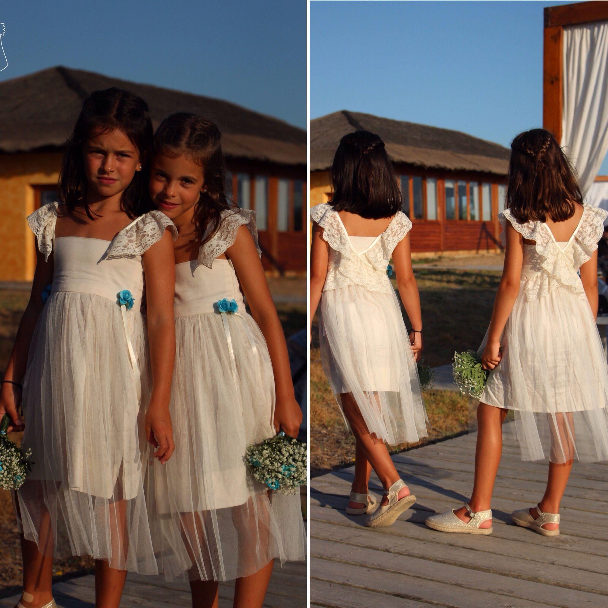 Vestido ceremonia....Sylvia Marie handmade