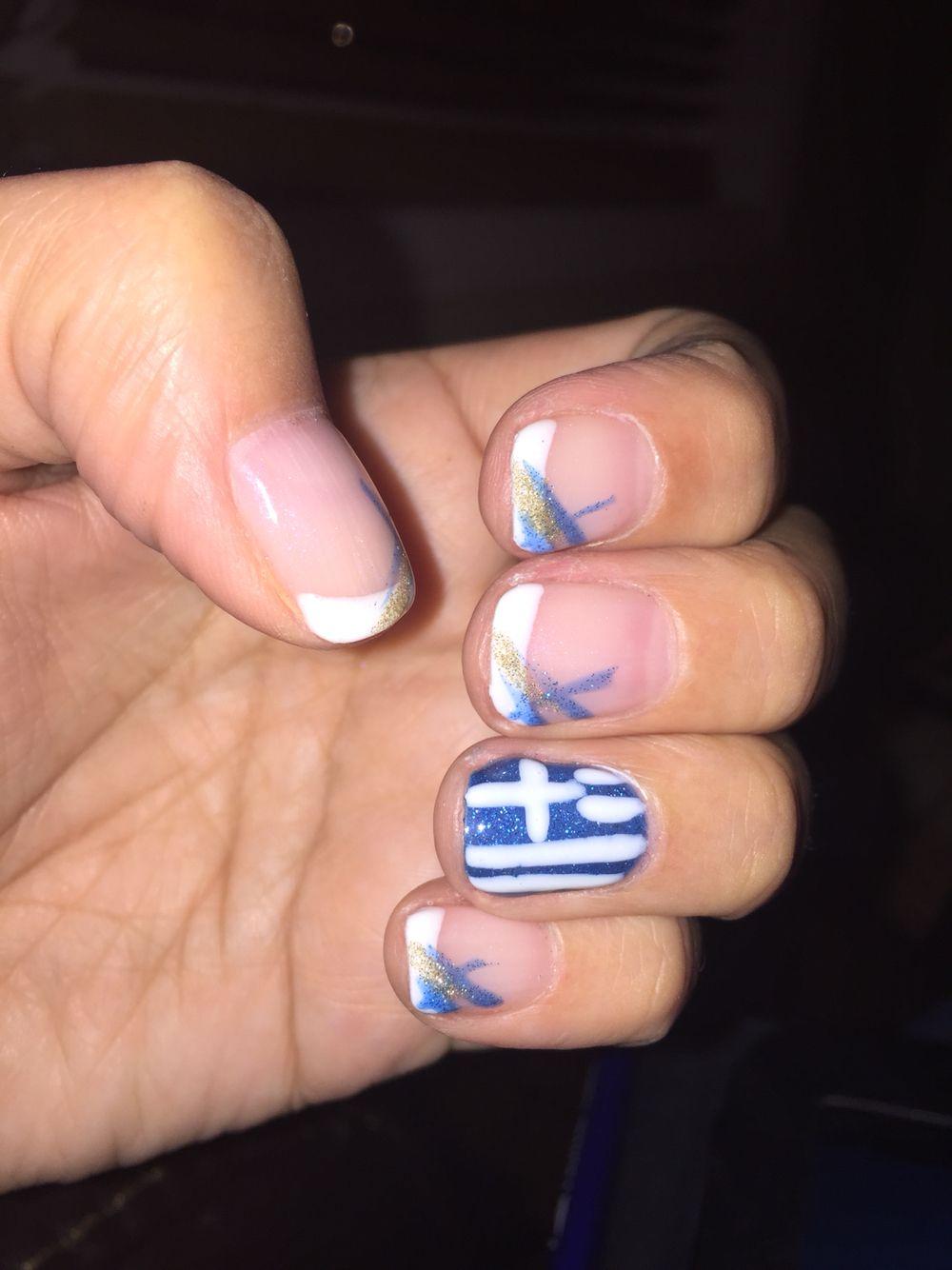 Pin By Oso On Greek Nails Pinterest Nails Gel Nails And Nail