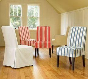 Fundas para sillas | Para la casa! ideas que imitar | Fundas ...