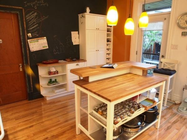 Imagen De Stenstorp Isla de cocina de Ikea Stenstorp Isla de cocina ...