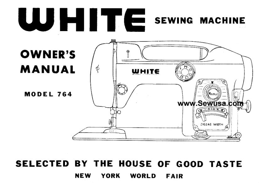pin by totellytrendybycindy on my 1964 japan white 764 hgt world u0026 39 s fair sewing machine