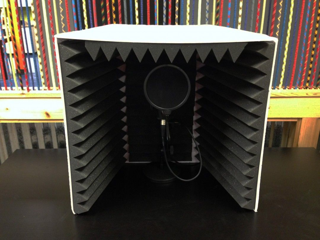 How to Make Your Own Sound Booth for Better Voice Overs