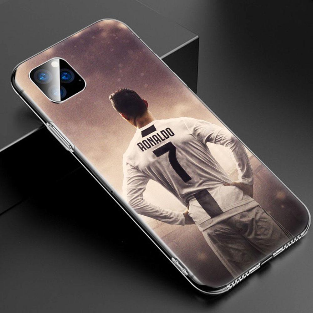 Hot Football Player Cristiano Ronaldo Soft Silicone Case For Iphone 11 Pro Max Cristiano Ronaldo Football Wallpaper Iphone Ronaldo