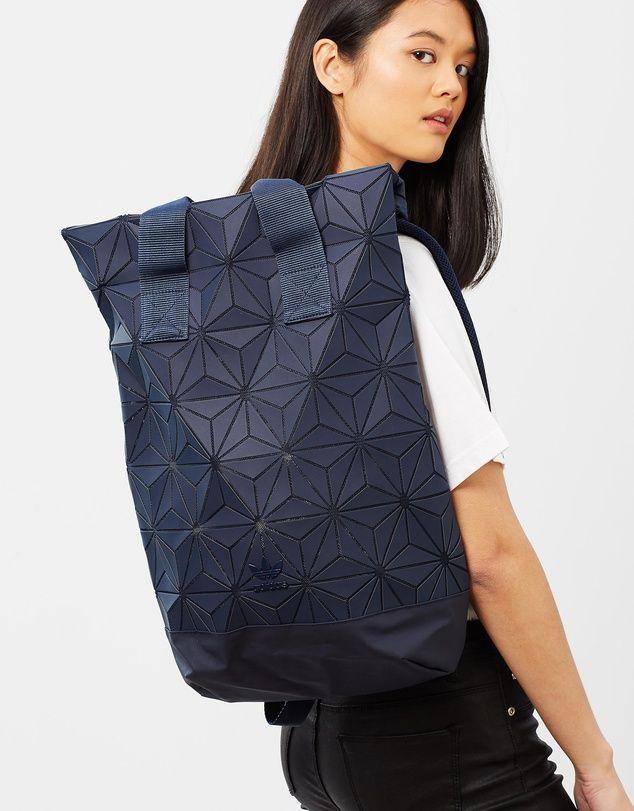 3d Roll Top Backpack Rucksack