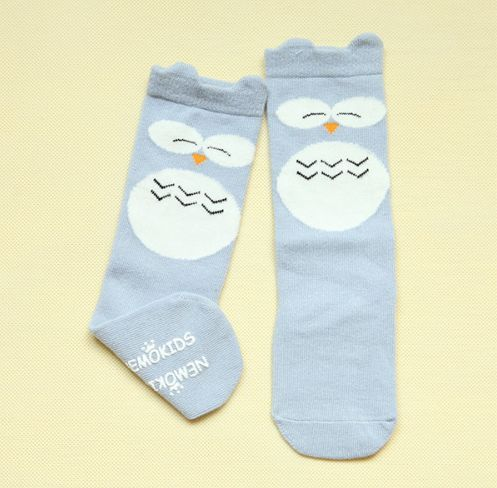 Baby Toddler Knee High No Skid Owl Socks Products Pinterest