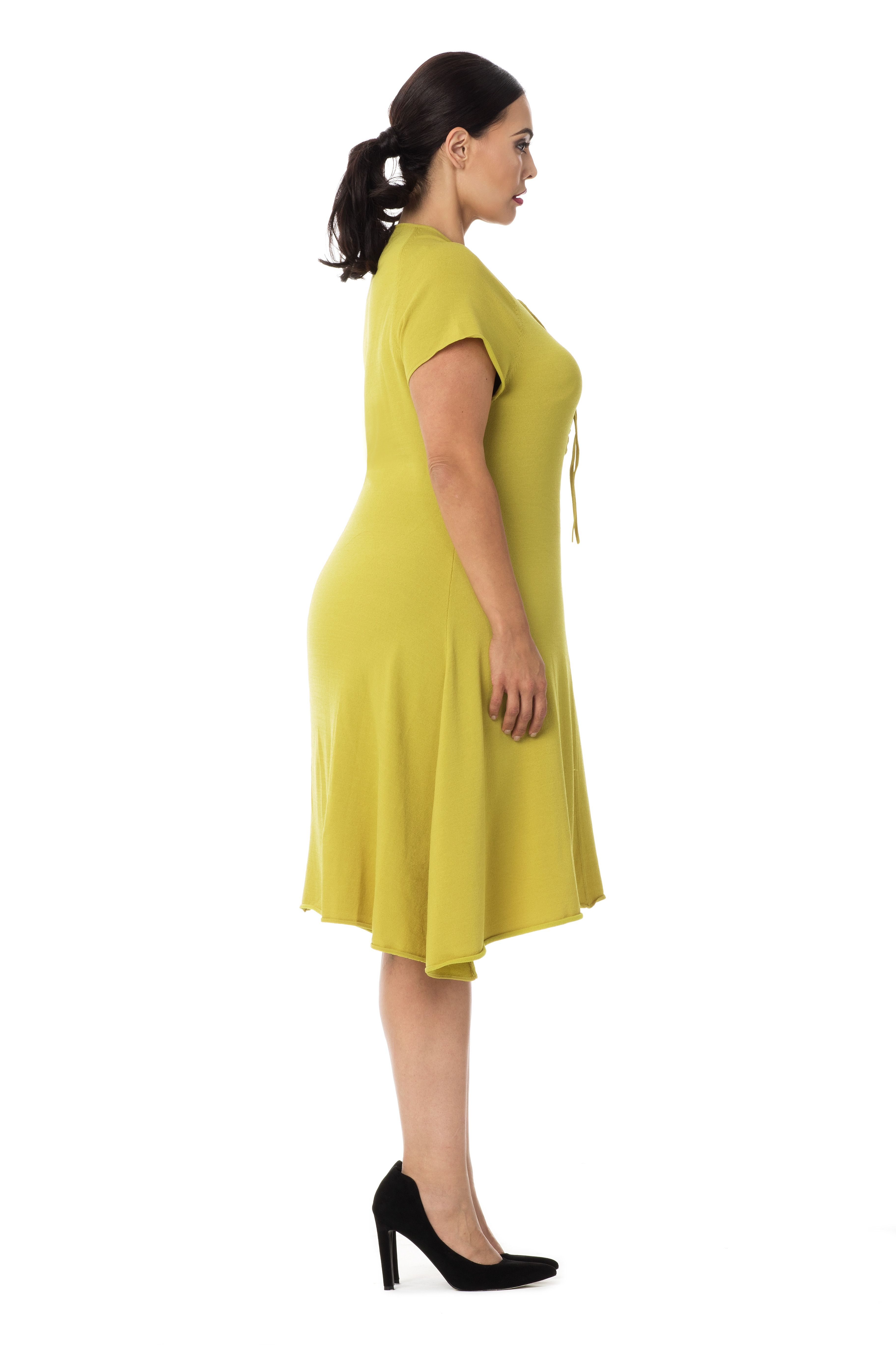 Luxury Plus Size Fashion The Ashley Dress Best For All Body Types