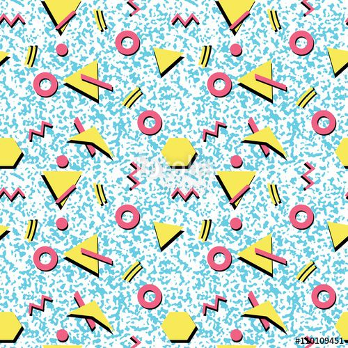 Image result for 90s pattern | 90 party | 90s pattern, Graphic