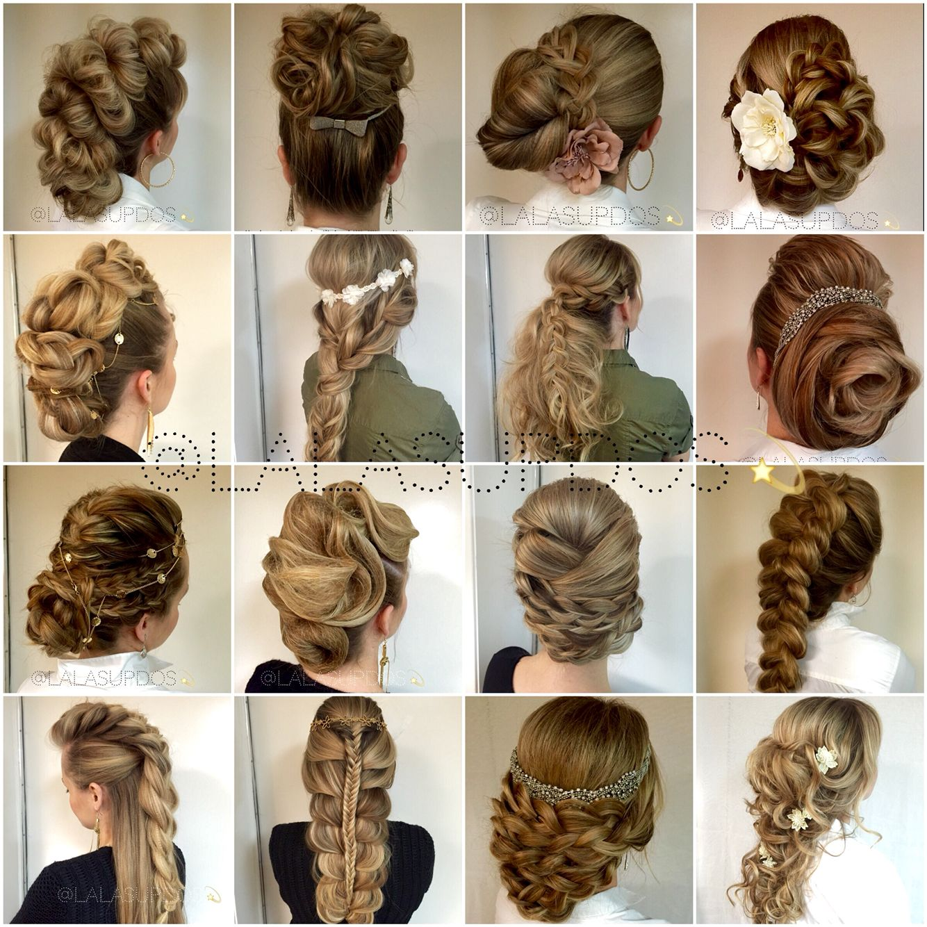 Pin By Kj Ehrhart On Updos Braids By Lalasupdos Hair Styles Pinterest Hair Hair Beauty