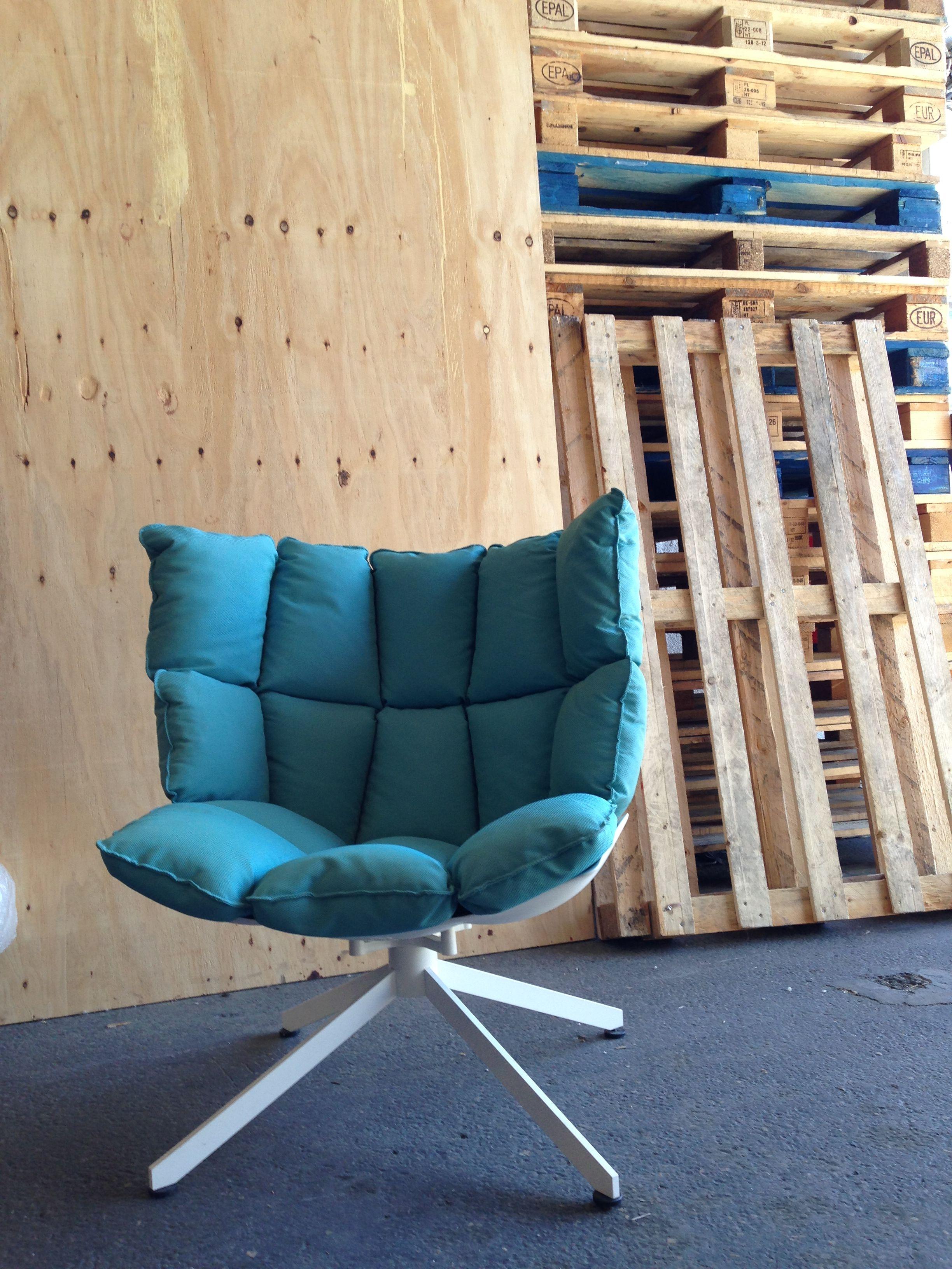 Fauteuil Husk Outdoor / Bu0026B Italia Design P. Urquiola En Promo Chez Loft 2  En