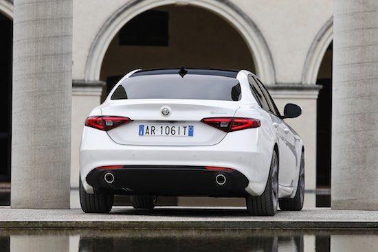 De Alfa Romeo Giulia is veiliger dan een Volvo XC90