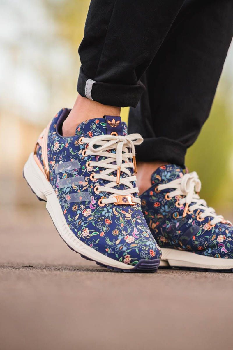 best website 5258b 37dfa LIMITED EDT × ADIDAS Consortium ZX Flux #kicks #sneakers ...
