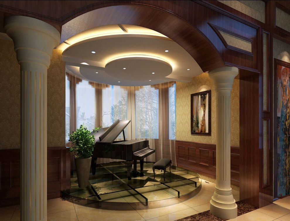Stunning Home Interior Arch Design Photos Interior Design Ideas Intended For Best Of Best Arch Designs Living Room