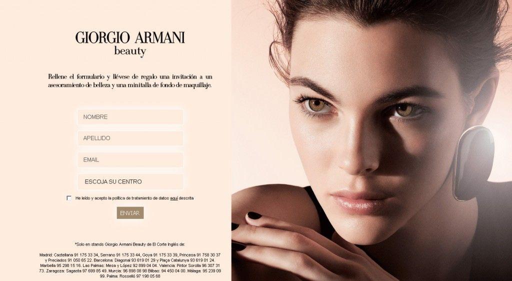 Muestras Gratuitas De Armani Para Ahorrar En Maquillaje Maquillaje Muestras De Maquillaje Maquillaje Gratis