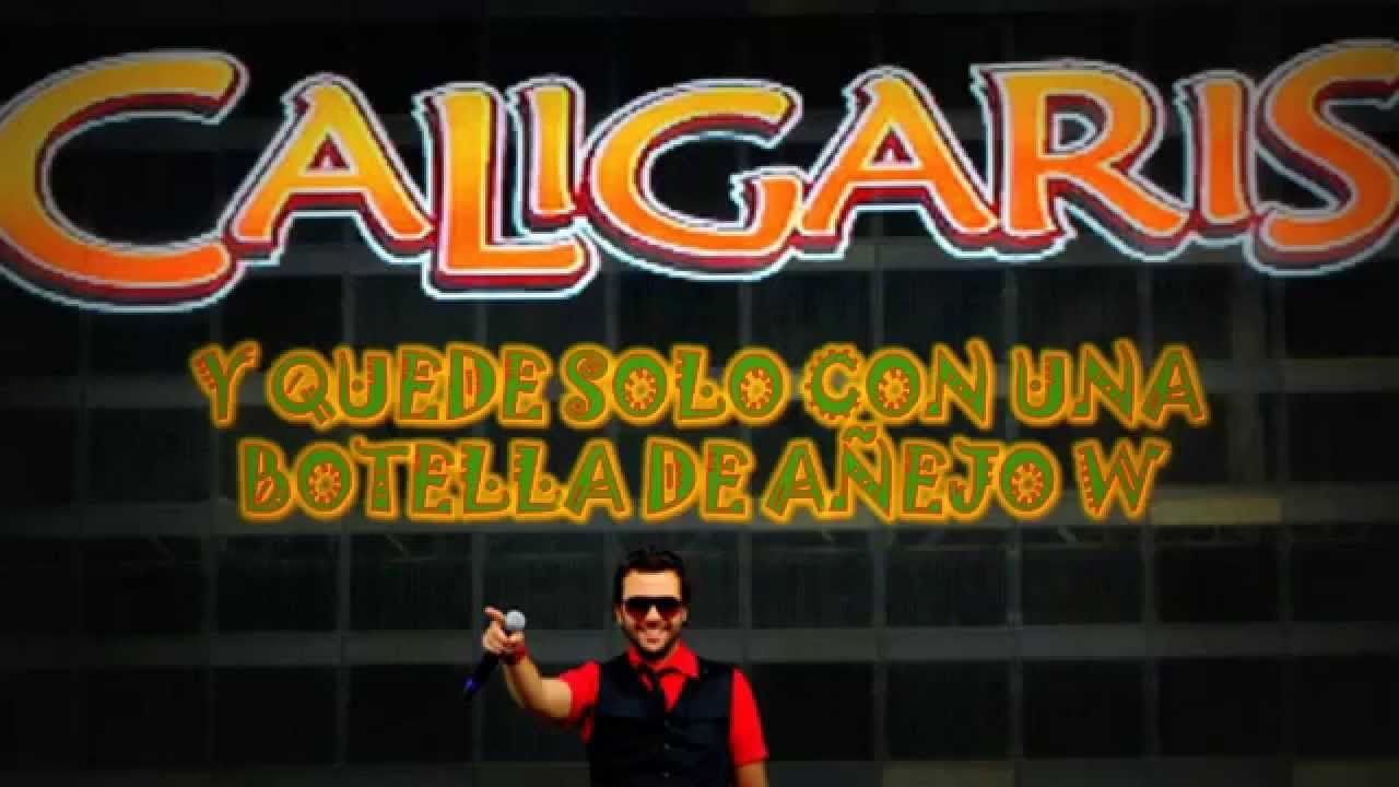 AÑEJO W- Los Caligaris