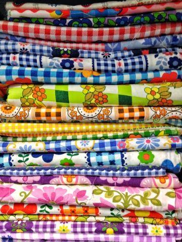 Pattern Like: Folksy og farveopdeling