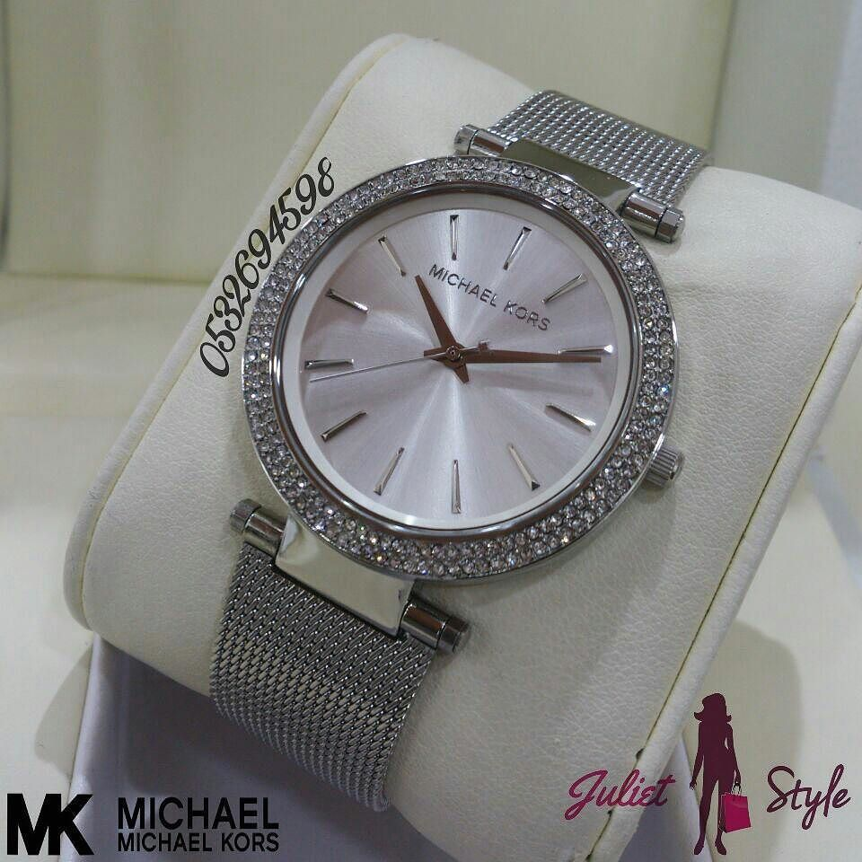 موديل نسائي جدددييييدد في ماركة مايكل كورس Mk Michael Kors Mk Model Female High Quality Aaa جميلة جدا Watches For Men Rolex Submariner Watches