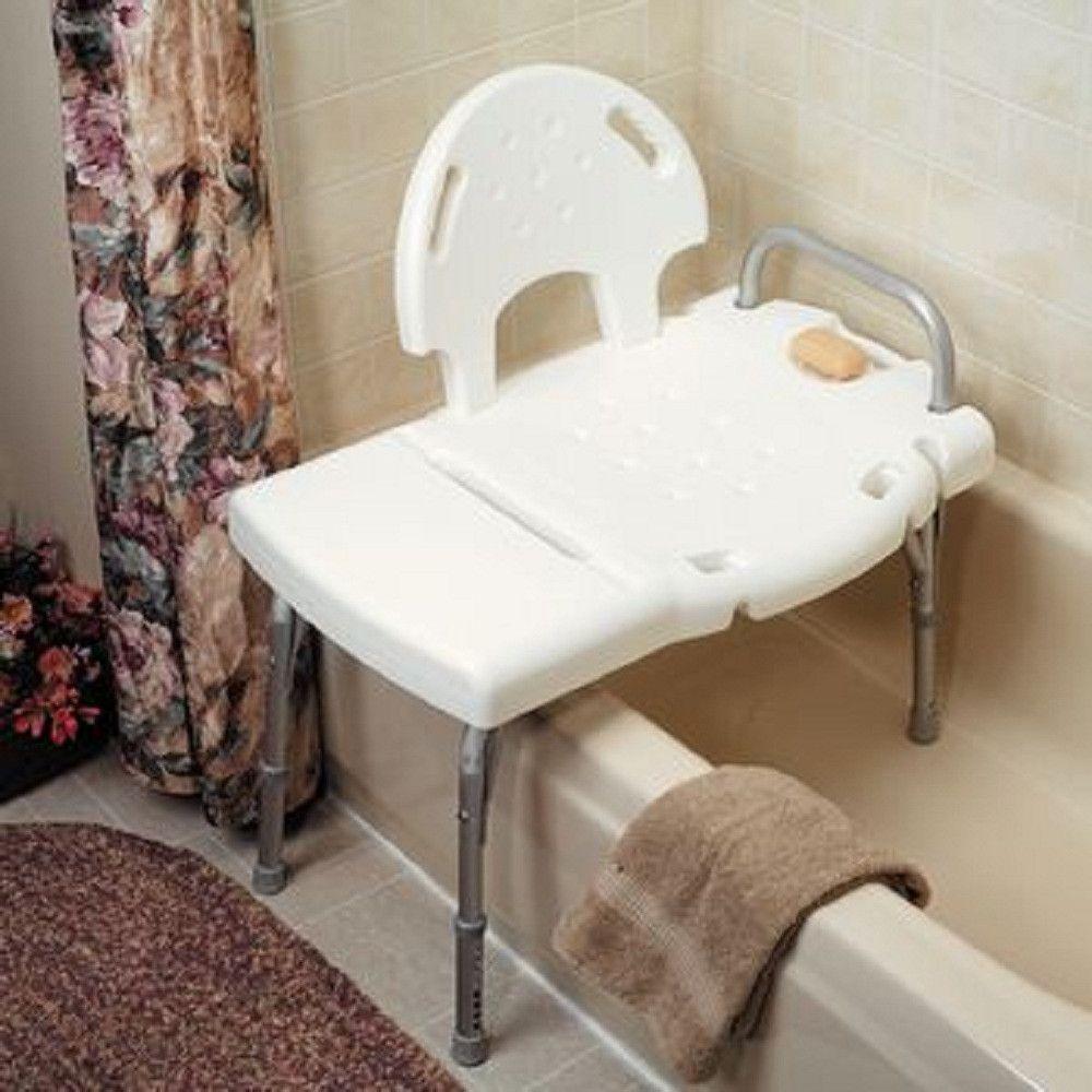 Invacare 6291 Bathtub Transfer Bench | Products | Pinterest ...