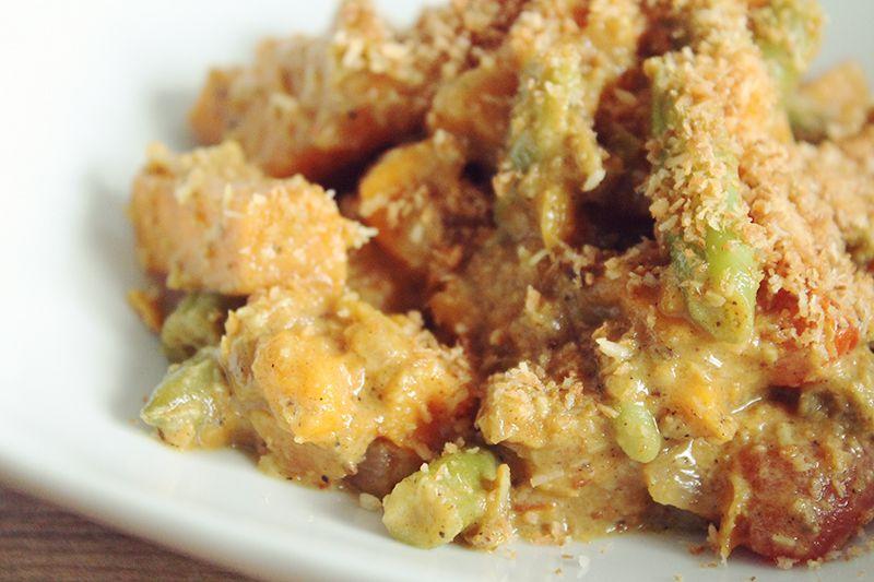 Süßkartoffel-Kokos-Curry