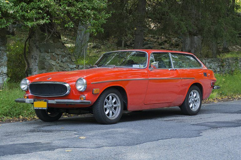 Hemmings Find of the Day 1973 Volvo 1800ES (With images