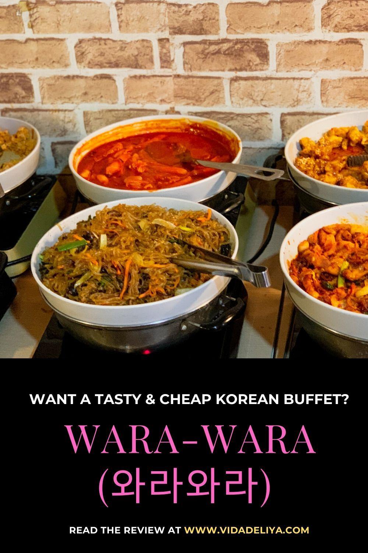 Wara Wara Korean Restaurant 와라와라 Malaysian Food Review In 2020 Food Food Reviews Korean Restaurant