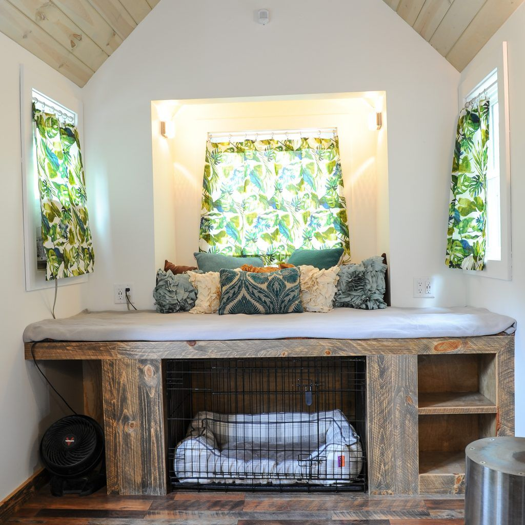 Reduced Price Rustic Modern Tiny House For Sale Featured On