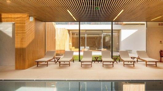 Hotel MINHO Renewal and Expansion / ,i | ArchDaily