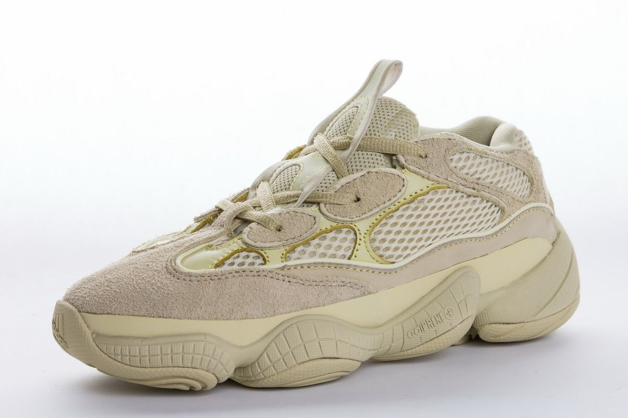 size 40 19019 f6ff5 Adidas Yeezy 500 Super Moon Yellow DB2966 Real Boost2 ...