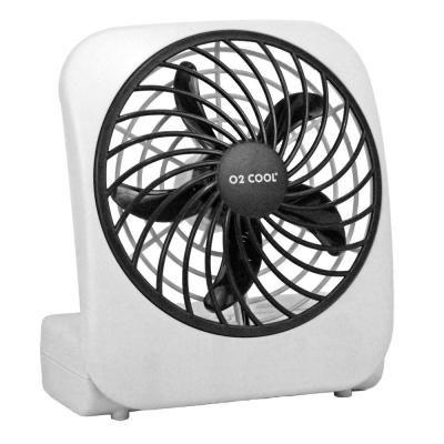 O2cool 5 In Battery Operated Portable Fan Fd05004 At The Home