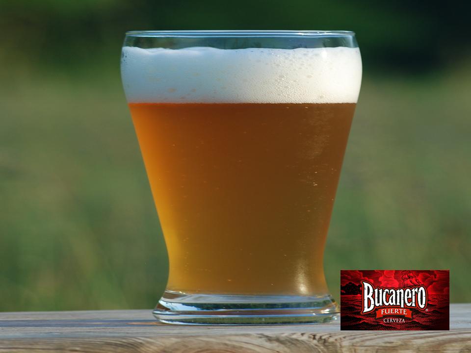"""CERVEZA BUCANERO TE DICE ¿Cuál es la diferencia de la cerveza sparkling? A este tipo de cerveza, conocidas como """"sparkling ale"""", antes del embotellado se le añade azúcar para estimular una segunda fermentación en la botella esto hace que sean muy burbujeantes, que tengan un sedimento en la botella y sean un poco turbias. Tienen alrededor de un 5 % de alcohol, son muy refrescantes. www.cervezasdecuba.com"""