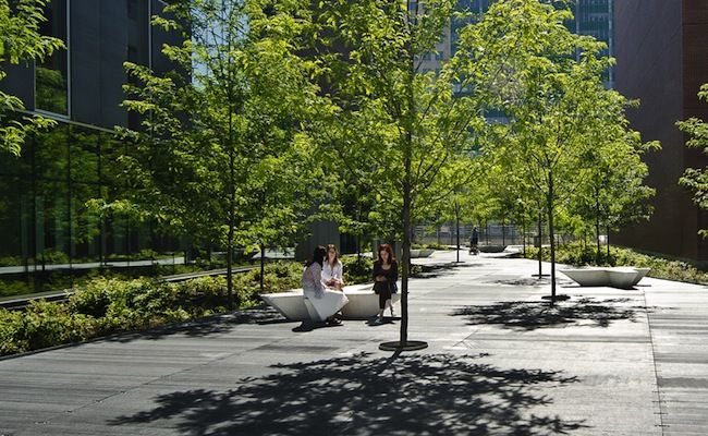 CSLA Best Landscape Architecture Projects In Canada 2014