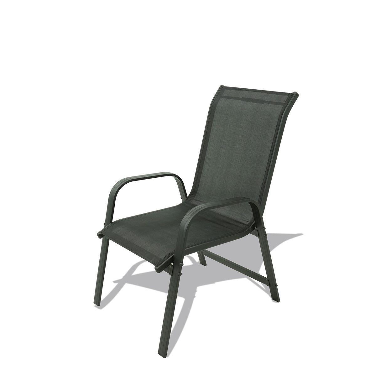 Table De Jardin Aluminium Extensible, 140/280 Cm, 10 ...
