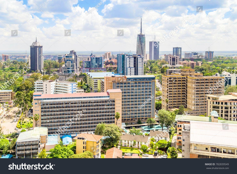 Nairobi City Center Capital City Of Kenya East Africa Sponsored Sponsored Center City Nairobi Capital Nairobi City Capital City Nairobi