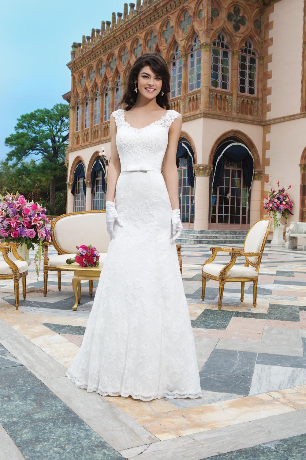 Justin alexander wedding dresses  Wedding gown by Justin Alexander Available at Madeleineus Bridal