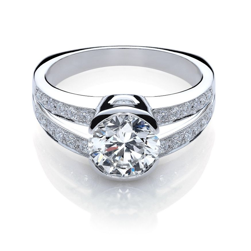 Disney Engagement Rings Kirstie Kelly 25 Every Girl Is A Princess