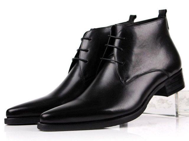 mens dress shoes boots