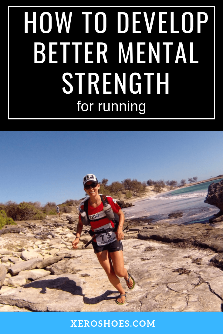 How to develop better mental strength for running. Use these four tips when you start training for y...