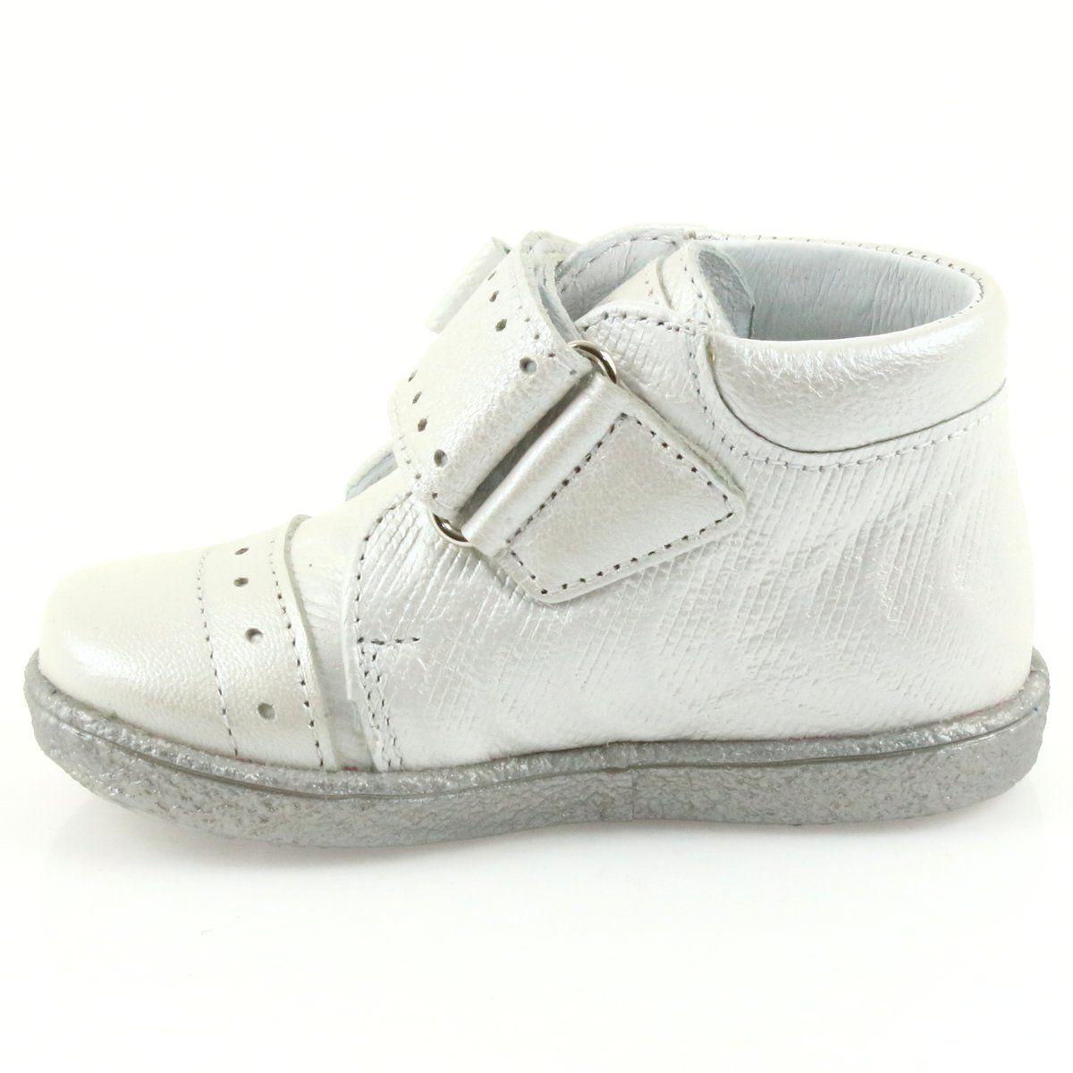 Trzewiki Na Rzepy Buty Dzieciece Ren But 1535 Kokarda Wielokolorowe Shoes Sneakers Fashion