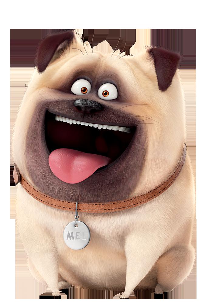 La Nuez La vida secreta de las mascotas cartoons