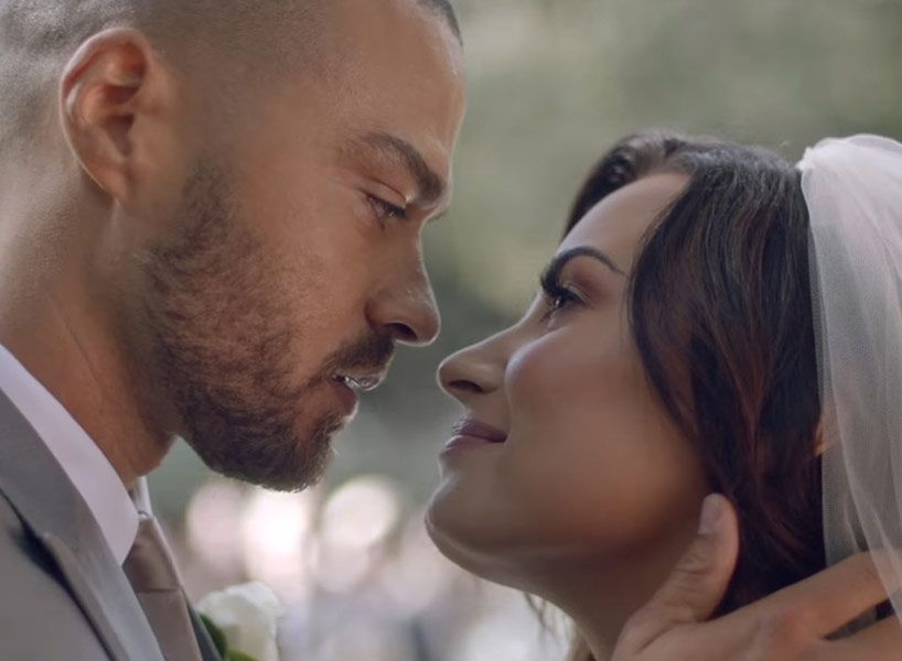 Jesse Williams And Demi Lovato In The Music Video For Tell Me You Love Me Demi Lovato Gif Lovato Demi Lovato