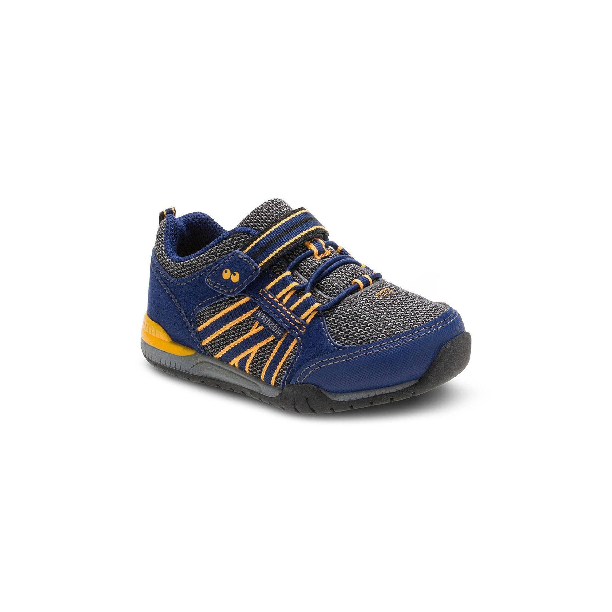 Toddler Boys Surprize by Stride Rite Davon Sneakers Navy Blue