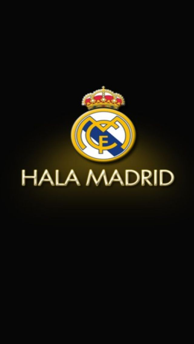 Free Download Real Madrid Iphone 5 Hd Wallpapers Iphone 5 Hd