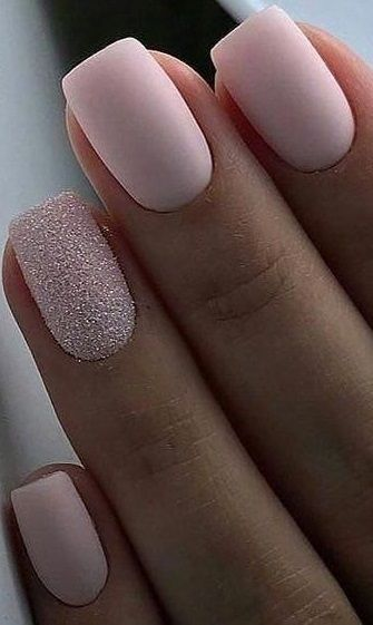 30 Fabulous Matte Nails Design für kurze Nägel – 30 Fabulous Matte Nails Desi …