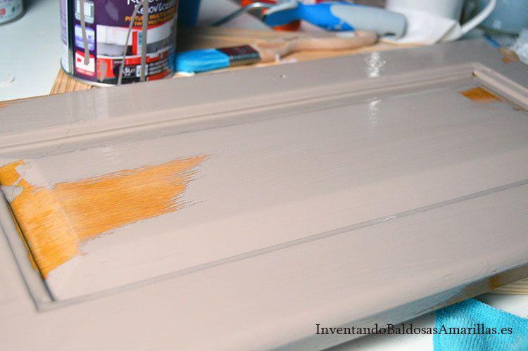 Pintar Puertas Armarios Cocina Pintar La Cocina Pintar Muebles Cocina Armarios Cocina