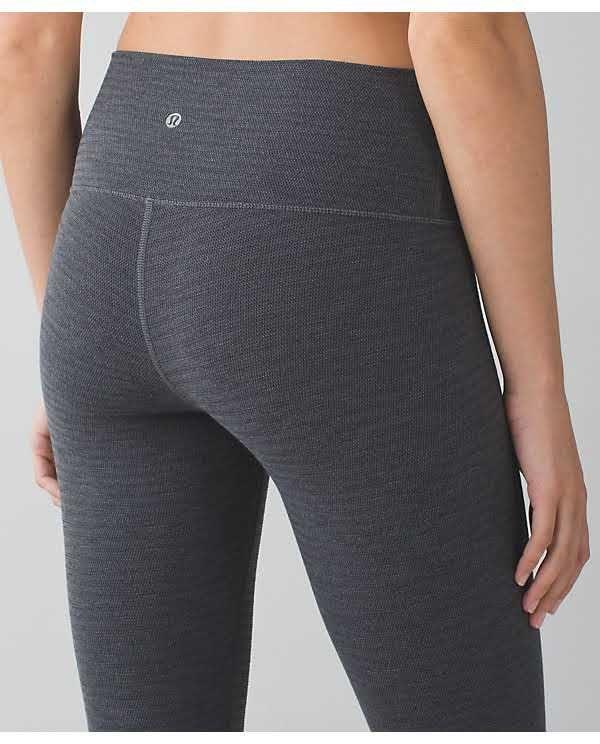710dbd88ca High Times Pant luon pique dark slate black | Lululemon ❤ | Pants ...