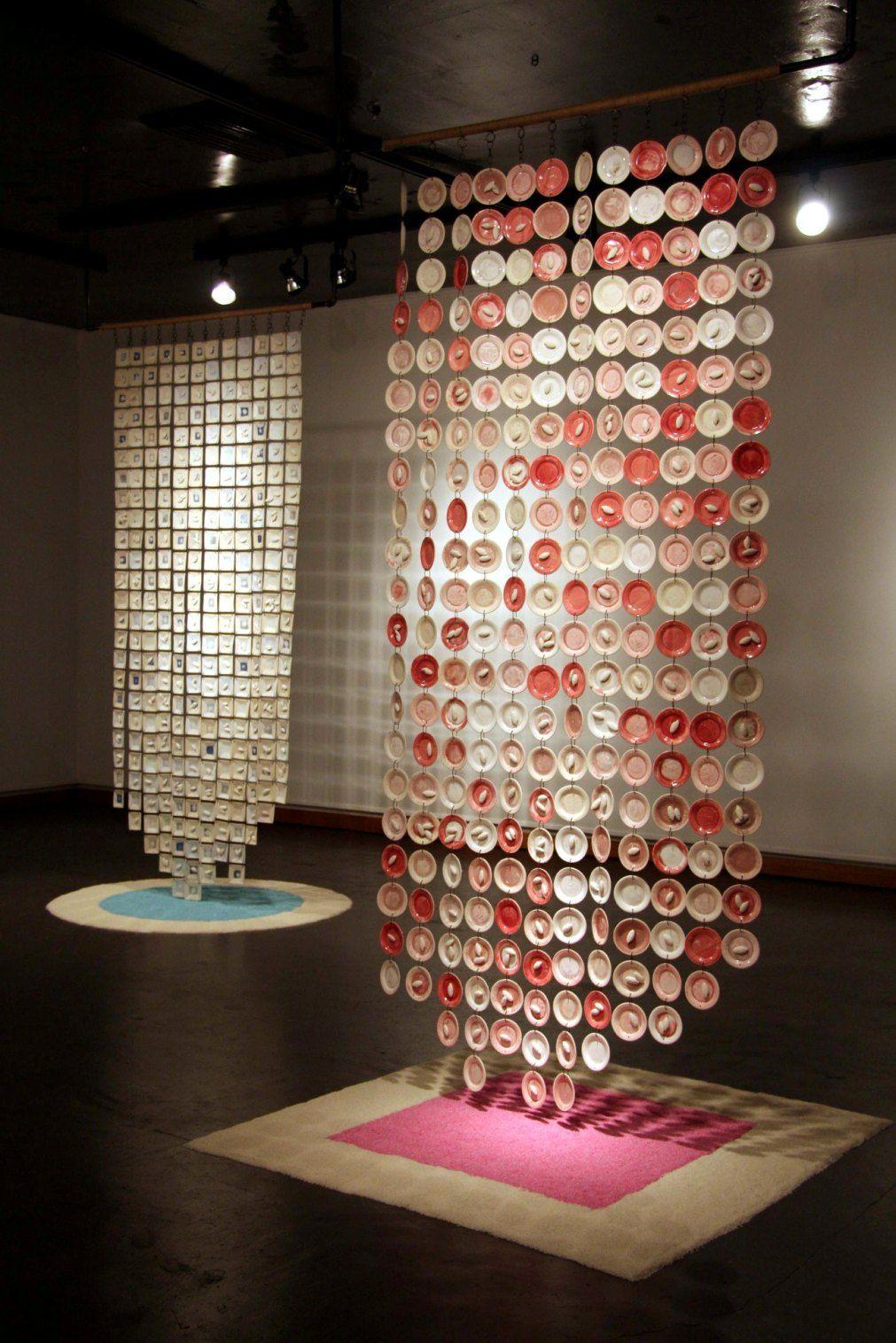 Haejung Lee Handmade Tiles Mosaic Tiles Contemporary Ceramics